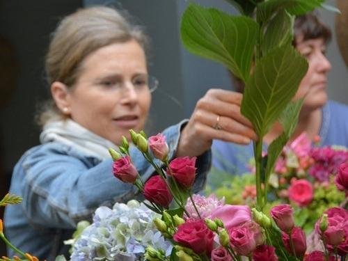 Start in einen neuen Beruf - Fachausbildung Floristik auf dem 2. Bildungsweg.