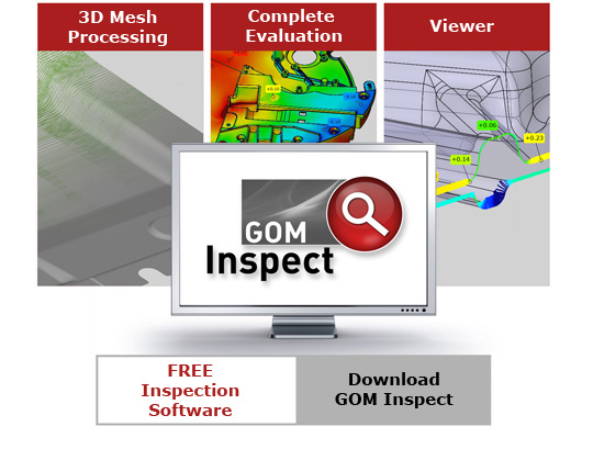 Utbildning i GOM Inspect