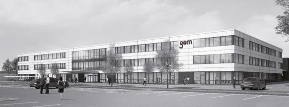 GOM finns nu på ny adress i Braunschweig, Tyskland