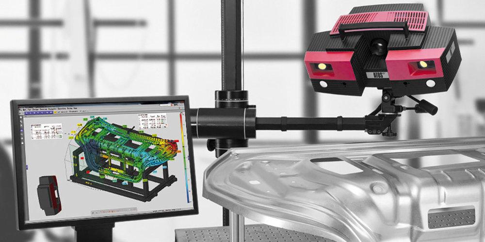 3D-scanning