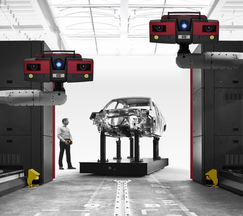 Robogrammetry