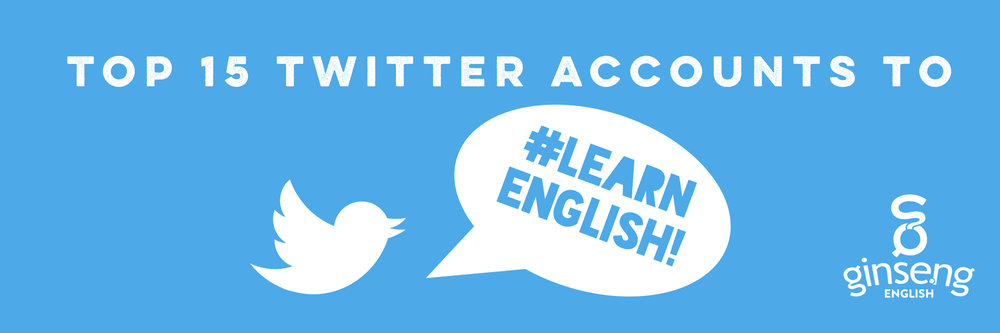 Top Twitter Accounts to Learn English