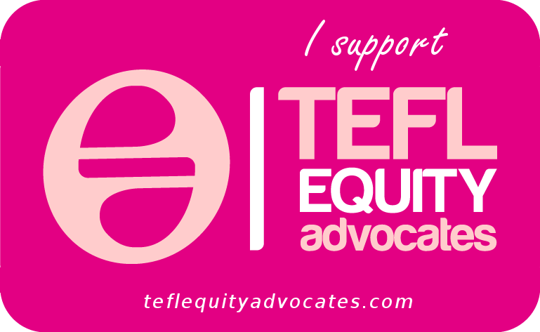 TEFL Equity Advocates Badge