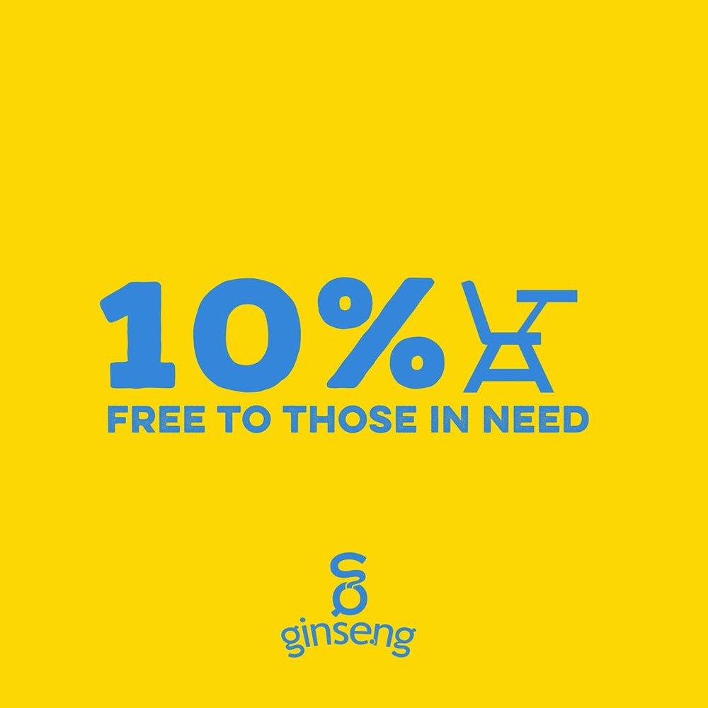 Ginseng Impact 10%