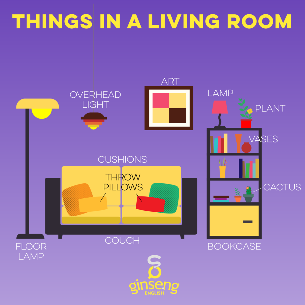 Things in a Living Room
