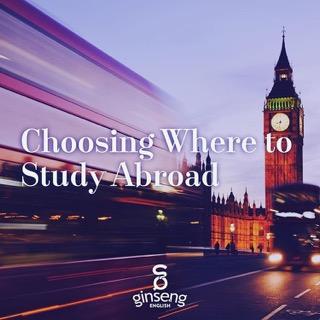 ¿Dónde deberías estudiar en el extranjero?