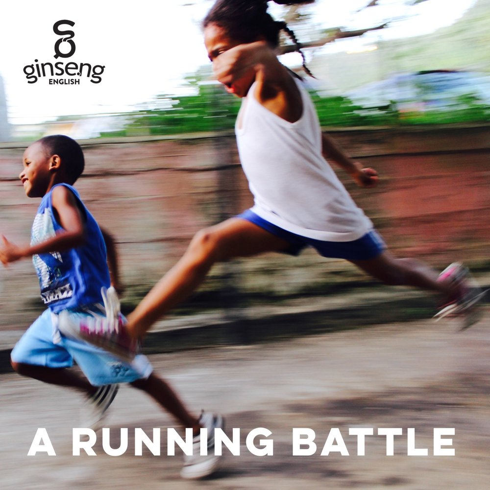 A Running Battle