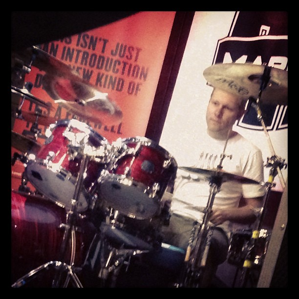 Jason Bowld mid demo #linear #patterns #masterclass #inspire @mapexdrums @daddariopercussion @drumshopuk
