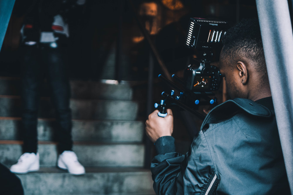 """Get Involved! - """"There's never been a better time in the history of the entertainment industry to be a maker of content"""" — Frank Patterson, president of Pinewood Atlanta Studios—"""