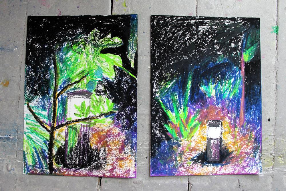 Lantern 1 & 2