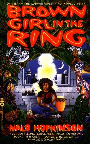 One of the books I read by Nalo Hopkinson. Click on the pic to purchase through Amazon.