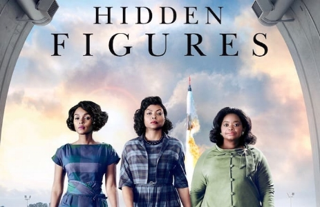 Hidden Figures is a movie about three Black American Mathematicians, scientists, and engineers who were pioneers at NASA.