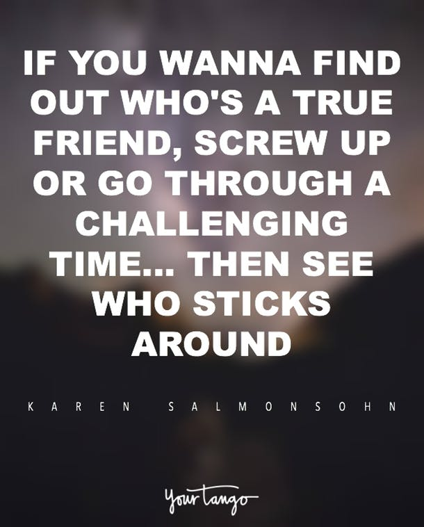 Quotes About True Friendship Cool 288True Friendship  Adenefield Jones