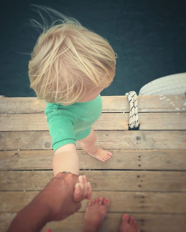 Littlest. #quietmoments #holidayhappiness #motherofboys #summersup