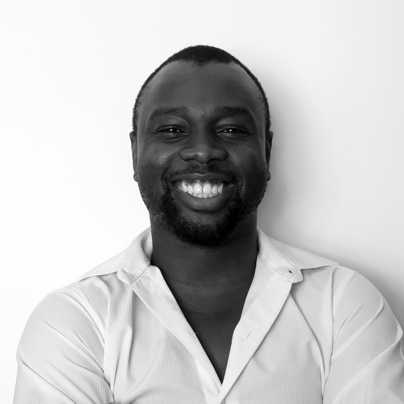 Kwame Boachie-YiadoM, Lead Firmware Developer Kwame has a background in Electro-Mechanical Engineering with core competencies in Control Systems & Development in C based programming languages . He is the lead firmware developer on the project.