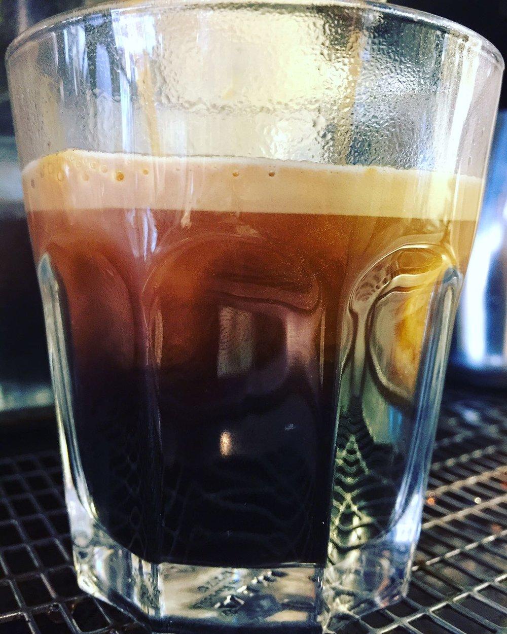 Espresso Lungo