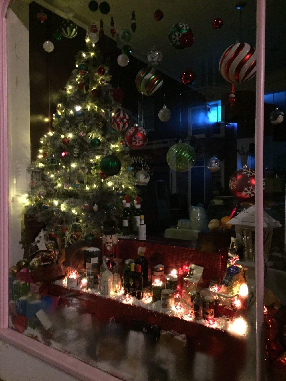 truffles deli christmas