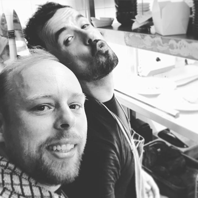 #recap on our popup last night! But  #first a quick thank you to @adam.hardiman and the @theprincearthurpub for letting me loose and #smashit up in my very first proper kitchen! I had no clue how #tough it would be but worth it so much #fun #😁 So we're getting #readytorumble ASAP....... we're working on another #1 soooooooo look out for the #details .................. #pics on #mystory #checkitout #👍 #delish #food #foodporn #delilife #foodie #popup #homecook #chefslife #team #myboy #💯 #❤️