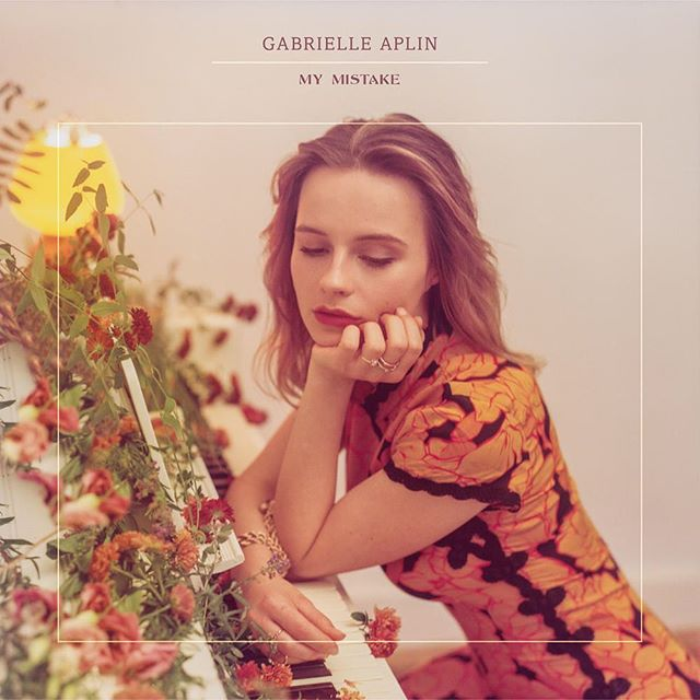 @gabrielleaplin has released her new single 'My Mistake' co-written and co-produced by our very own @setond #solarmanagement