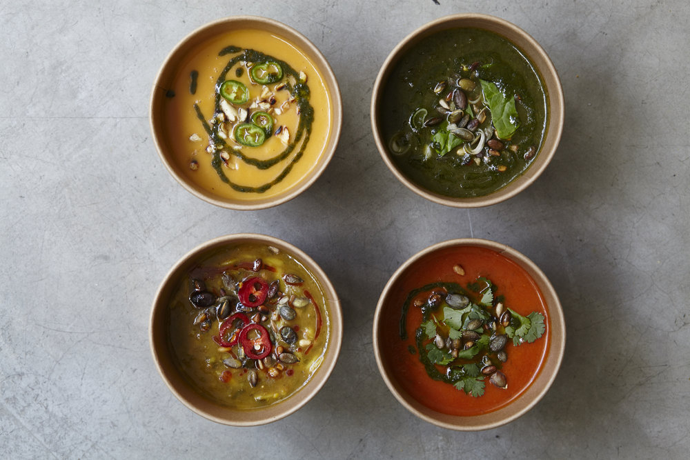 The best Soups in town