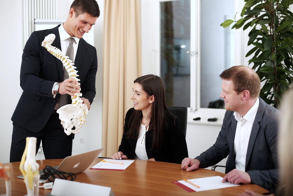 Betriebliches Gesundheitsmanagement (BGM) RPC Consulting GmbH