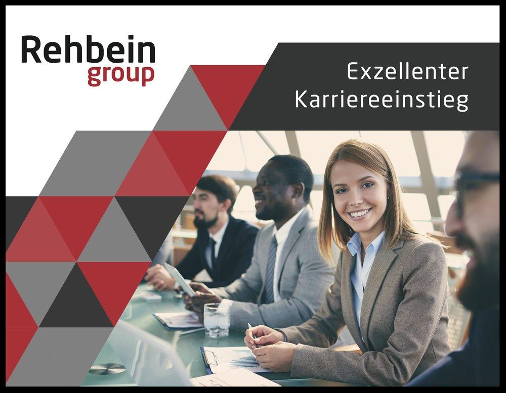 Rehbein group Karrierebroschüre