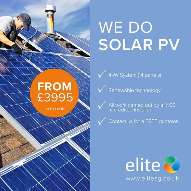 Would you like to know more about using the roof of your property to generate electricity? See here https://zurl.co/sVEC how Elite can help!