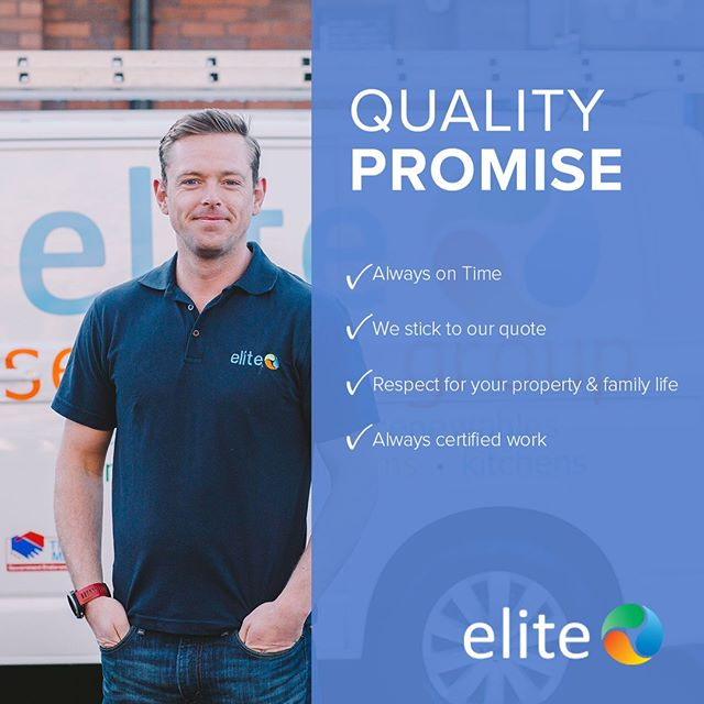 Our quality promise is the reason why we have so many positive recommendations as we understand the importance of Excellent Customer Service.