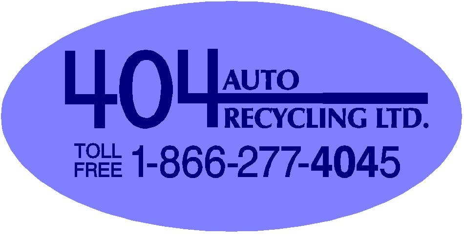 404 Auto Recycling Ltd. - Serving York Region.