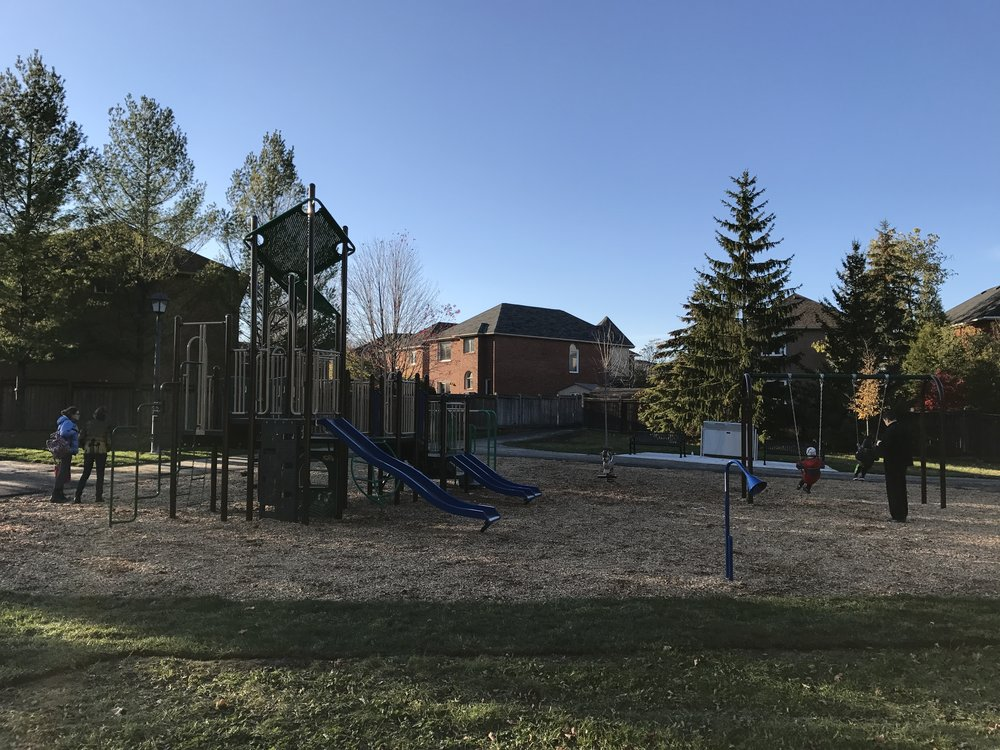 Seneca Cook Park  - Enhancements Completed
