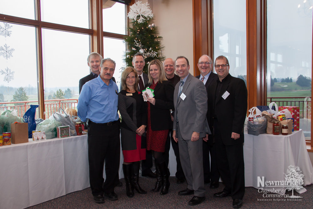 2012 Newmarket Chamber of Commerce Board of Directors