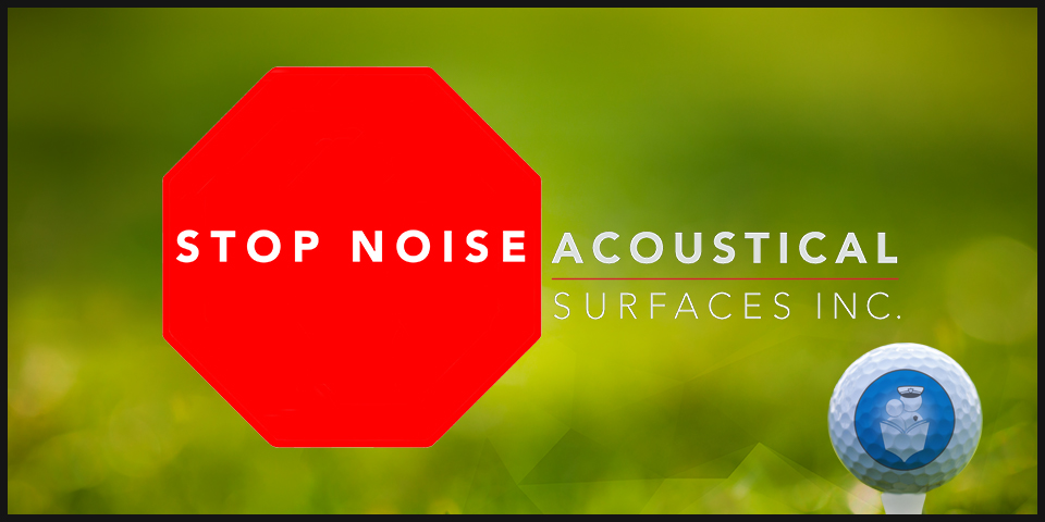Thank you Acoustical Surfaces, Inc. | 2017 CPF Golf Classic | Double Eagle Sponsor