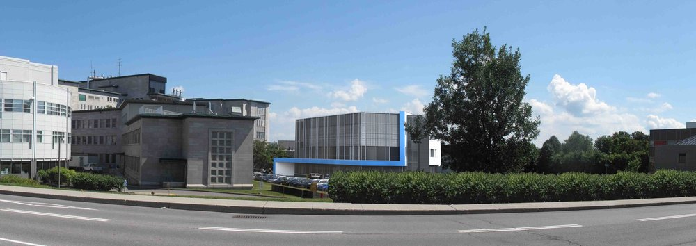 Clinique de procréation du CHUL  Année : 2015    Budget: 20M$   Réalisé en consortium
