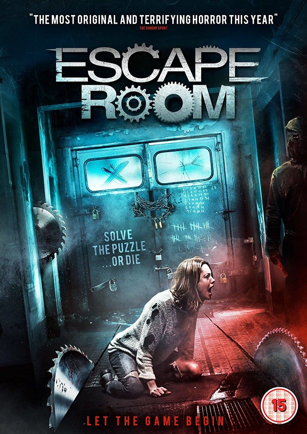 Escape Room UK poster