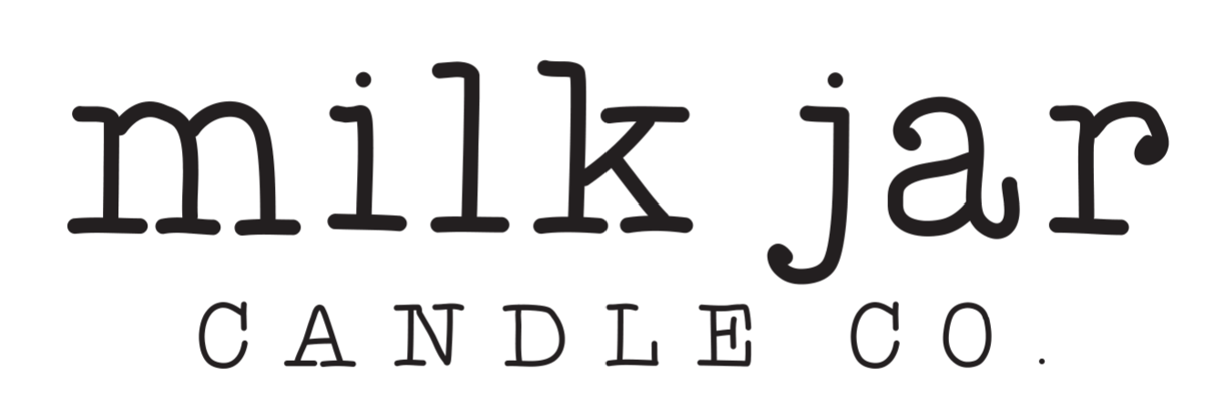 Milk Jar Candle Company: Clean Burning Candles