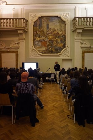 andrea ponsi to lecture at the florence institute of design