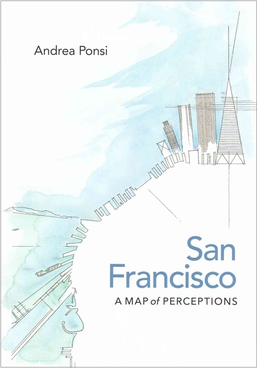 San Francisco - A Map of Perception cover