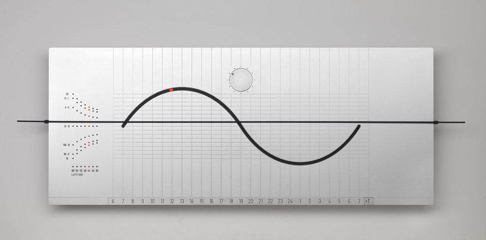 SunSet - Solar Image Clock by Studio Ponsi