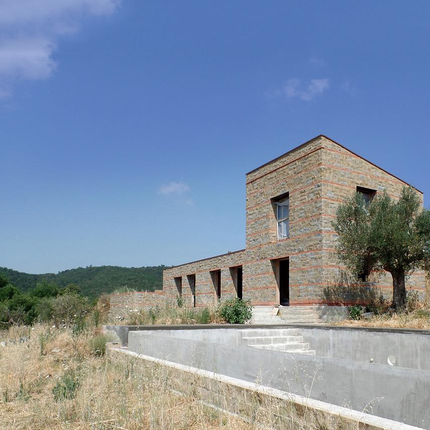 UMBRIA HOUSE Lago Trasimeno, 2014-2017