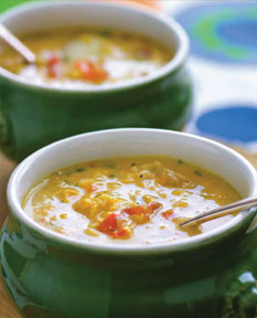 My favourite corn chowder perfect for cold winter days