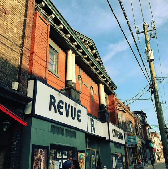Revue Cinema in Toronto