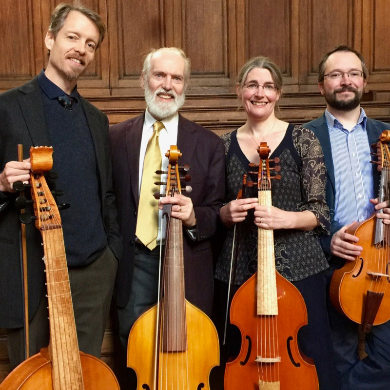 Dublin Viol Consort - Sundays@Noon Concert(Performance)Date: Sunday 11th FebruaryTime: 12 noonVenue: Hugh Lane GalleryTickets: Free event