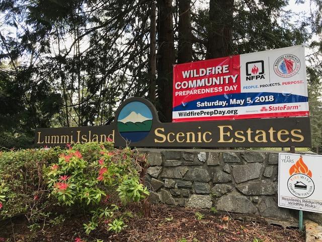 Wildfire Day Scenic Estates