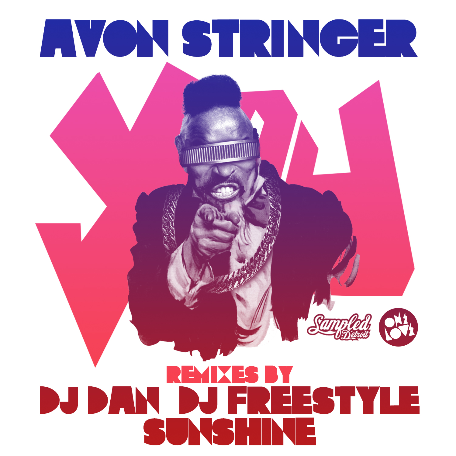 AVON STRINGER - YOU onelove logo