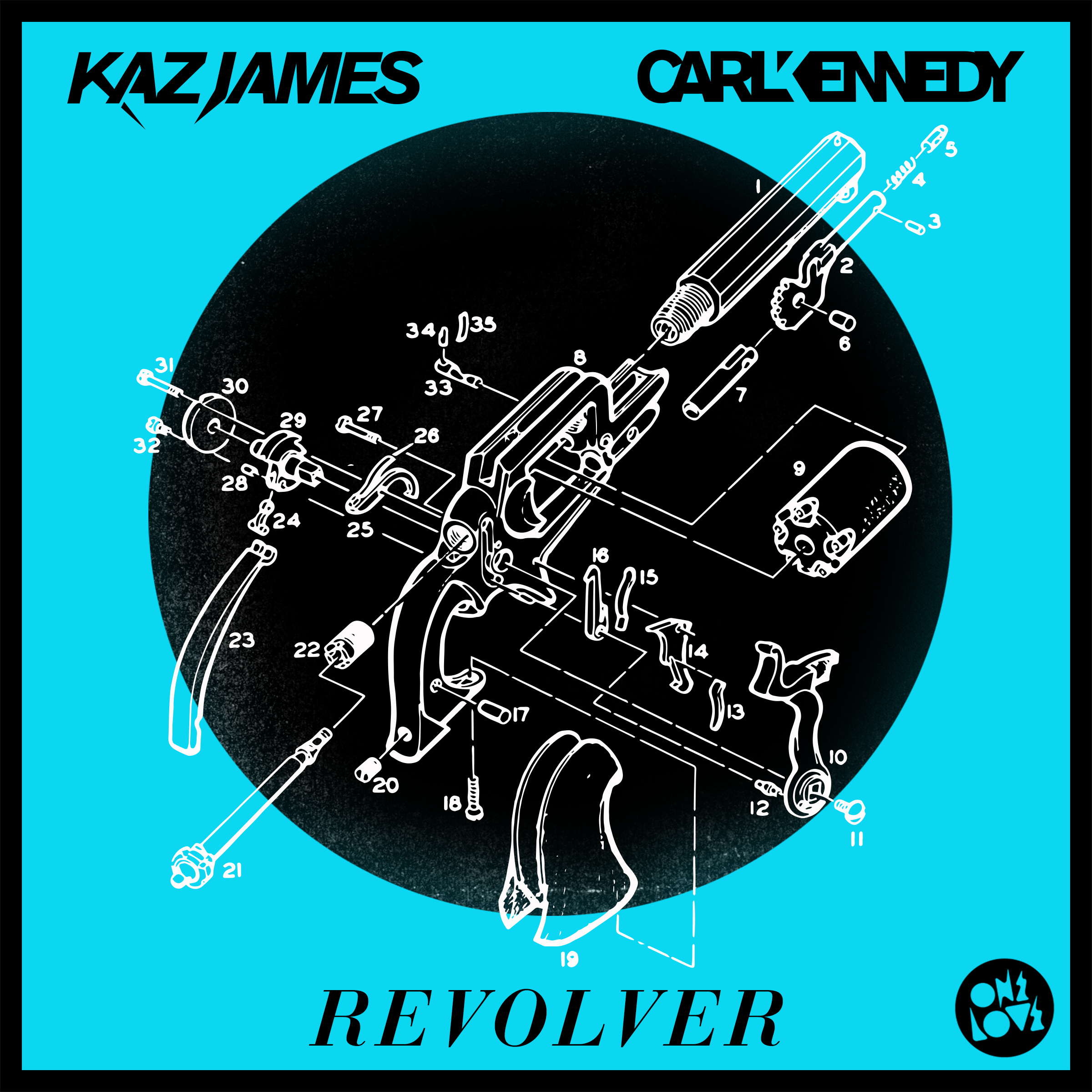 kaz-james-carl-kennedy-revolver