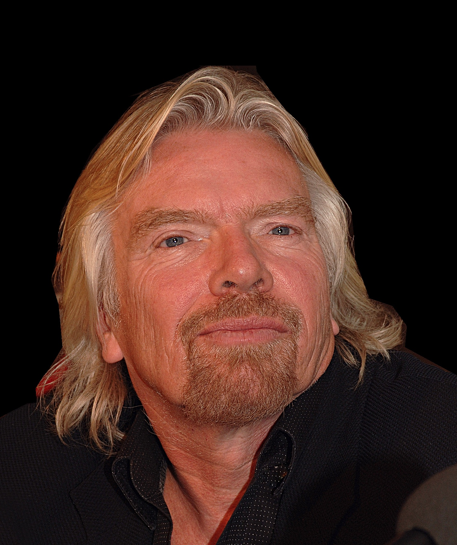 """To embrace the human spirit and let it fly."" Richard Branson"