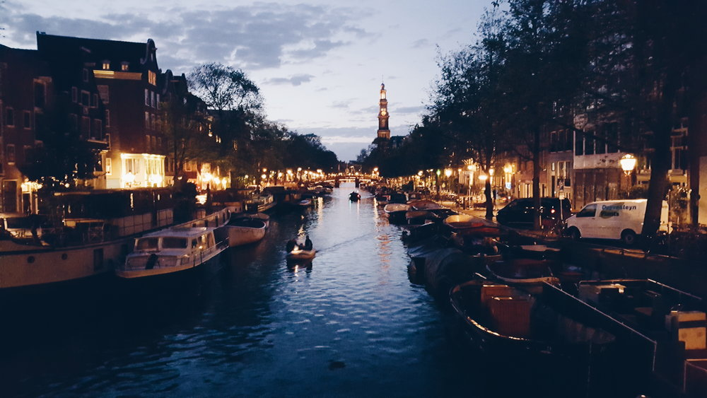 Amsterdam (shot by Viktorija)