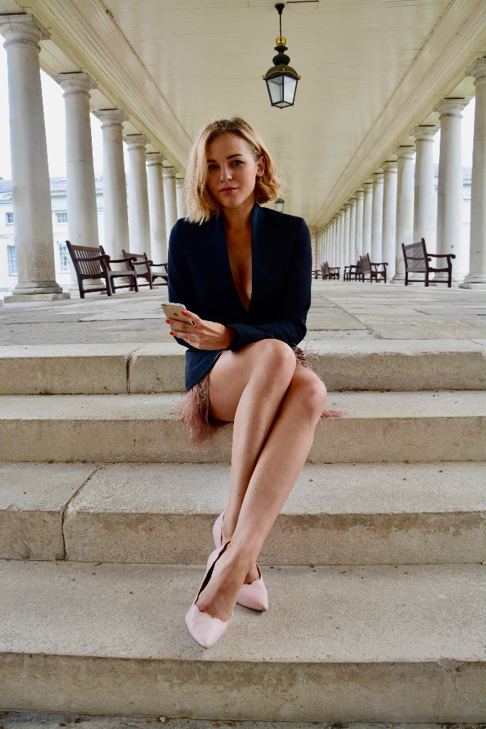 Galyna is 27 years old and she is the founder & CEO of  Silkarmour  and  Empress Mimi Lingerie . She is based in London, UK