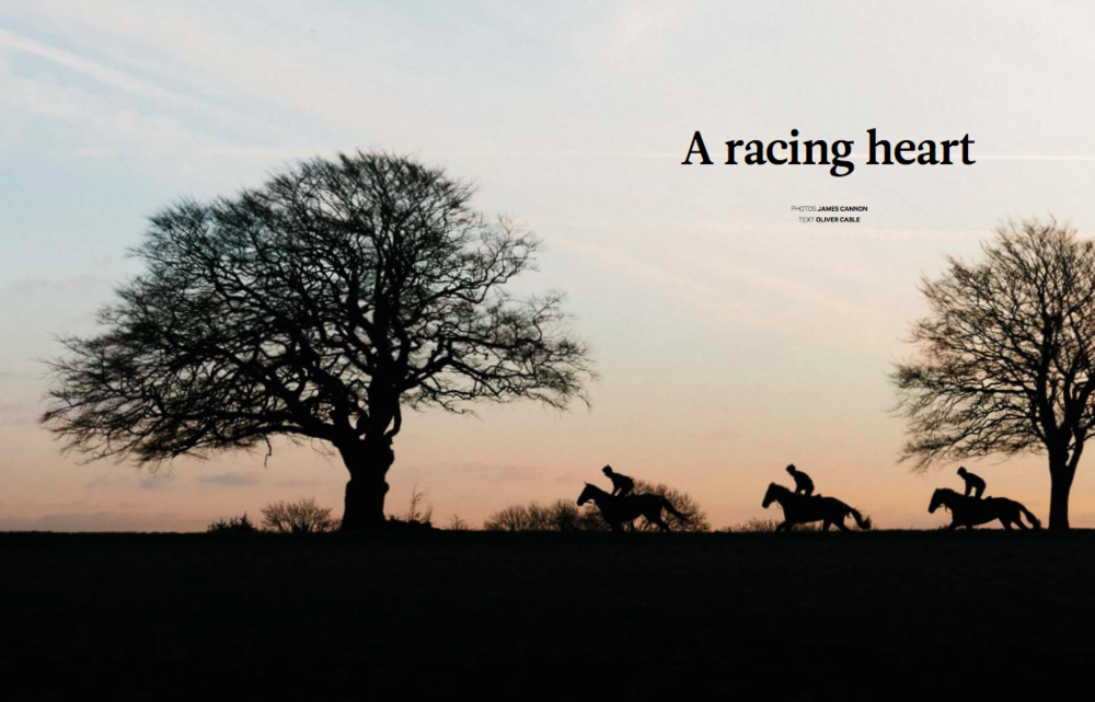 A racing heart - Athleta Magazine edition 3