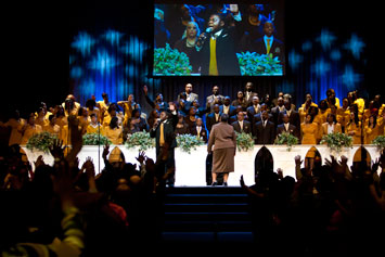 Christian Cultural Center Choir